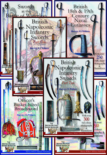 Napoleonic Swords – Booklets for the Collector
