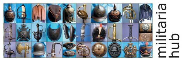 MilitariaHub for collectors of militaria, antique swords and edged weapons.