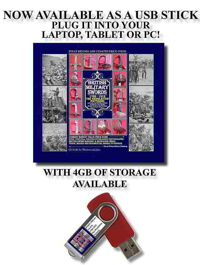 British military swords 1786 1912 updated price guide for Harvey windows price list