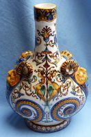 french-faience-gien-flask-1
